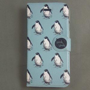 手帳ケースペンギン正面